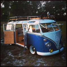 (0_!_/0) ♠ WV #volkswagen #furgonetas #campercar