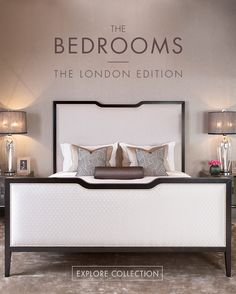 Bespoke and luxury sofas, designed and handmade in London