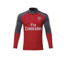 2017 jacket fc arsenal replica red coat