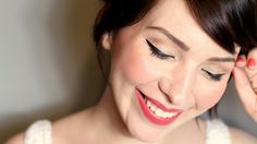 classic makeup tutorial by keiko lynn