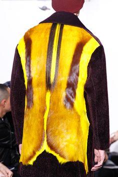 Raf Simons Fall 2012 Menswear