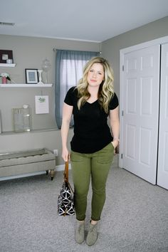 64 Best Olive pants outfit images in 2019  052a7815b