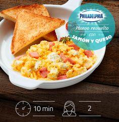 Consiente a las persona que más quieres con este desayuno. ¡Le encantará!