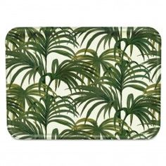 PALMERAL Large Tray - White / Green