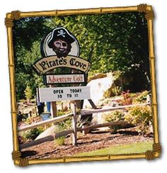 Pirates Cove Miniature Golf, Lake George, New York Lake George Ny, Lake George Village, Bolton Landing, Summer Vacation Spots, Pirates Cove, Fun Winter Activities, Miniature Golf, Lake Life, Best Vacations