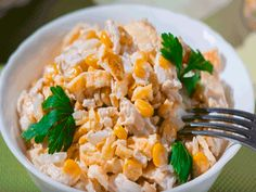 5 самых быстрых и вкусных салатов на праздничный стол - interesno.win Grains, Rice, Food, Health, Essen, Recipies, Other, Meals, Seeds