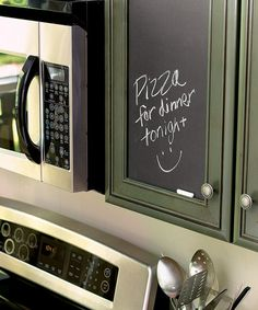 Take a look at this Slate Gray Chalkboard Wall Decal Set by WALLIES on #zulily today!