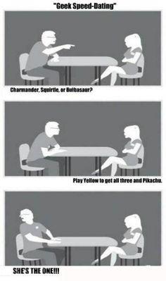 Geek Speed Dating