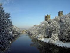 Durham in winter