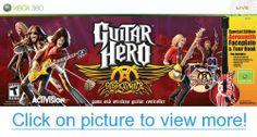 Guitar Hero Aerosmith Wireless Bundle -Xbox 360 Xbox 360 Video Games, Wii Games, Popular Bands, Rhythm Games, Best Rock, Aerosmith, Cool Guitar, Greatest Hits, Cool Bands