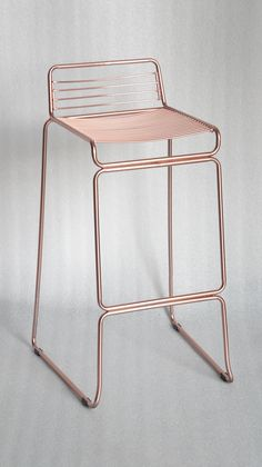 Trendy Rose Gold Bar Chairs Will Glam Up Your Kitchen Kitchen Decor Must Haves