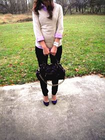 Simple teacher outfit but nice