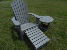 Amish Built Outdoor Poly Furniture Made From Recycled
