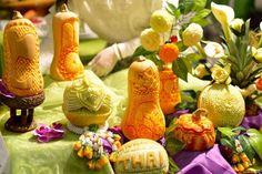 foodart from tailand