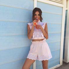 Negin - cutest summer outfit