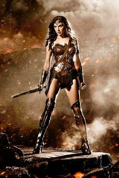 Wonder Woman - The studio has confirmed that they are indeed giving the heroine her own film, and that it will be coming out in 2017.