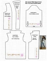Image result for Free Barbie Patterns to Print