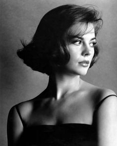 Natalie Wood - could be from any era...  #BlackandWhite #photography #BlackAndWhitePhotos