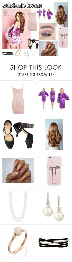 """""""Stephanie Hwang//Hwang Mi Young (Tiffany)"""" by ohmy-fangirl on Polyvore featuring Avon, Masako, Belpearl and Kenneth Jay Lane"""