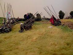 English Civil War wargame