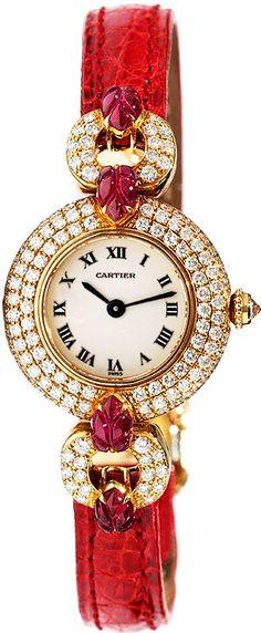 beautyblingjewelry:  Cartier Tutti Frutti beauty bling jewelry fashion