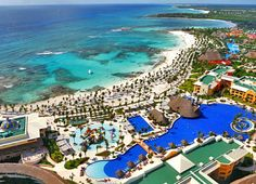 Barcelo Maya - Mexico.  I think its time to plan another trip!