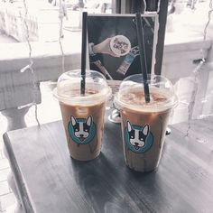 Flatlay coffee ☕️☕️☕️