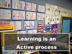Learning is an active process. It is not ingrained in the learner through merely observing.