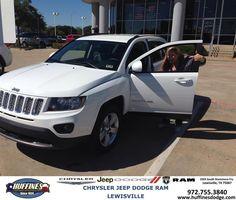 https://flic.kr/p/NdMQTn | #HappyBirthday to Courtney from David Jones at Huffines Chrysler Jeep Dodge Ram Lewisville! | deliverymaxx.com/DealerReviews.aspx?DealerCode=XMLJ