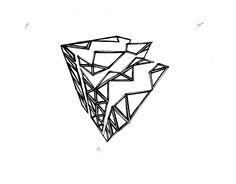 Sketch: reduction architecture no 8