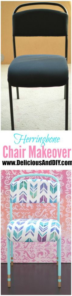 Herringbone Chair Ma