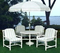 Pvc Loveseat Patio Furniture Pinterest And