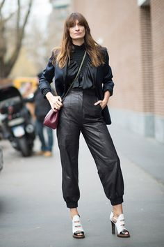 Street Style Trend: The No Makeup Look @stylecaster