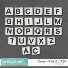 Designer Pack 10/2014 by Pati Araujo | CU/Commercial Use #digital #scrapbook design tools at CUDigitals.com #digitalscrapbooking