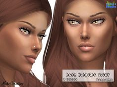 piercing for the left and right side in a set Found in TSR Category 'Sims 4 Accessories Sets'