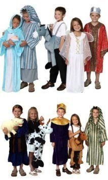 Diy angel costume plus tutorial and pattern scattered thoughts nativity costumes solutioingenieria Image collections