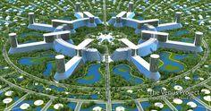 Architecture the venus project