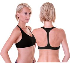 This will fit under those hard to wear racer back tops. $38 plus free US shipping is worth it!