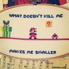 Funny Mario #funnypicture, #humor, #funny