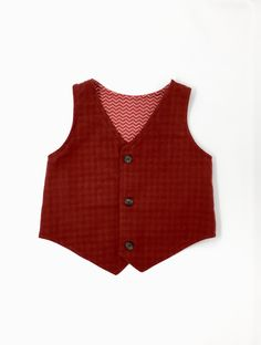 Boys Christmas Vest - perfect for boys of all ages, newborn, baby, toddler, youth, tween and teen.
