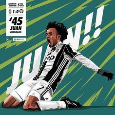 b75f93a75  cuadrado !!!!!! . . Please rate for his goal against Inter . .  art   illustration  vectorart  vexel  juan  cuadrado  juvetoday  JuveArt   juventus ...
