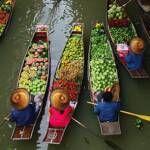 Floating Market, Bangkok