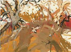 Luke Sciberras – West of the Darling, Works on paper Contemporary Landscape, Urban Landscape, Landscape Art, Australian Painting, Australian Artists, Abstract Landscape Painting, Landscape Paintings, Photo Tree, Abstract Expressionism