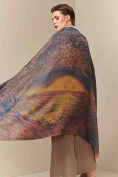 KUNA Tie Dye Skirt, Sari, Skirts, Fashion, World, Colors, Saree, Moda, Skirt