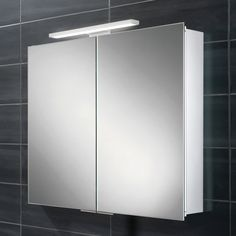 Hib Neutron Cabinet Led Mirrorbathroom