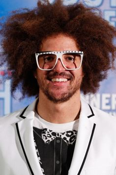 """Dancing with the Stars Season 20, RedFoo with Emma Slater The  singer and youngest son of Motown founder Berry Gordy served as a guest judge on last year's DWTS """"Party Anthem"""" night. Now comes the hard work!"""