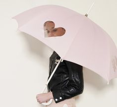 Courreges Pink Umbrella