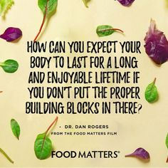 #ILoveMyHealth YOU are what you eat!! Minerals are the building blocks of life Discover more at www.naturallynaturals.com