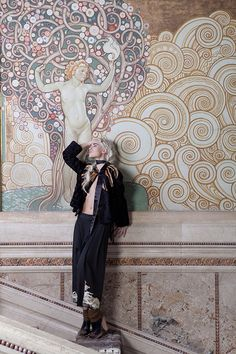 Ph. Elisabetta scarpini, model Rachele M., mua costanza scornaienchi, clothing Ibrigu