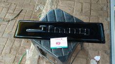 jual ansang sate /penutup kisi kisi udara -motif jimny ,bahan akrilik/plastik -untuk mobil jimny katana, tomato wtc 082210151782